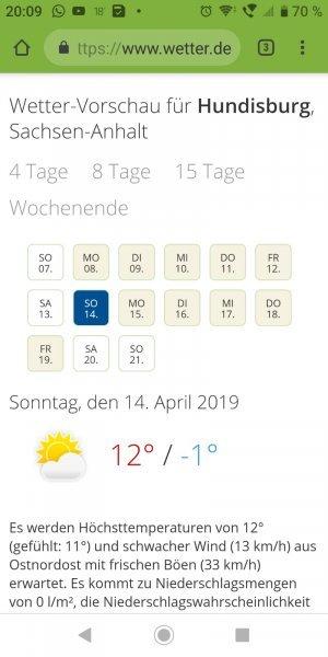 001-Wetterprognose