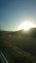 01- Anfahrt mit Sonne