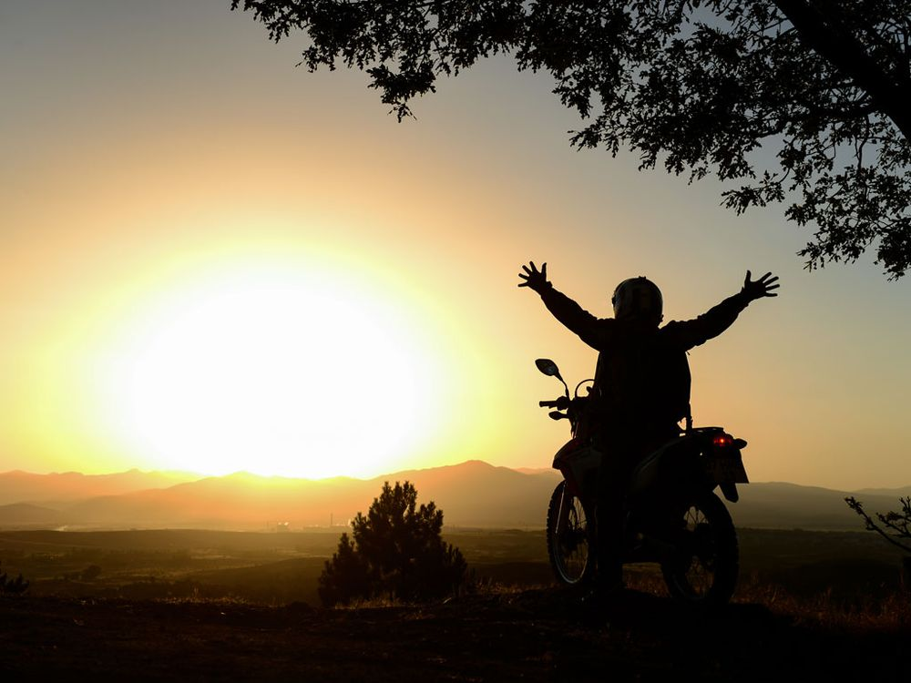 Therapietour mit Sonnenaufgang @ Wo es einen tollen Sonnenaufgang gibt